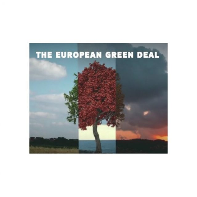 Sustainability Reporting at Center of EU's Green Deal