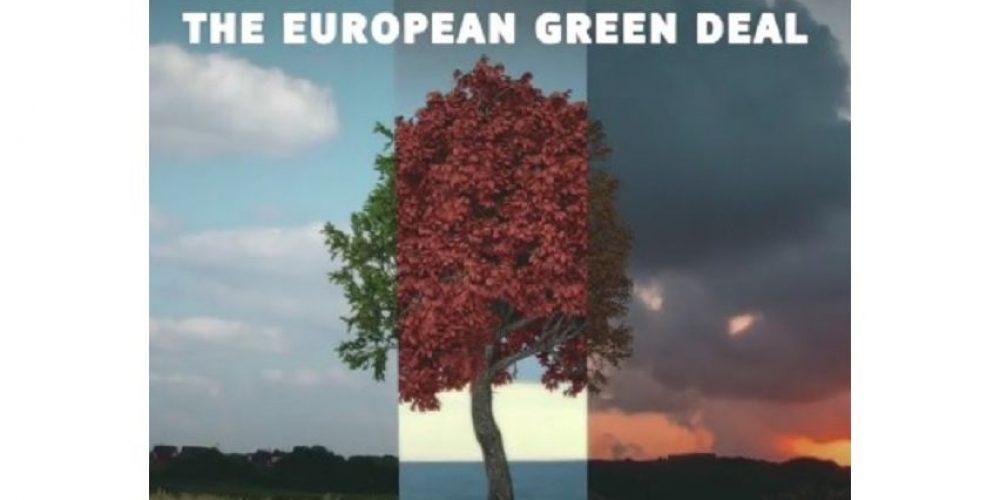 AB'nin Yeşil Anlaşmasının Merkezinde Sürdürülebilirlik Raporlaması Var